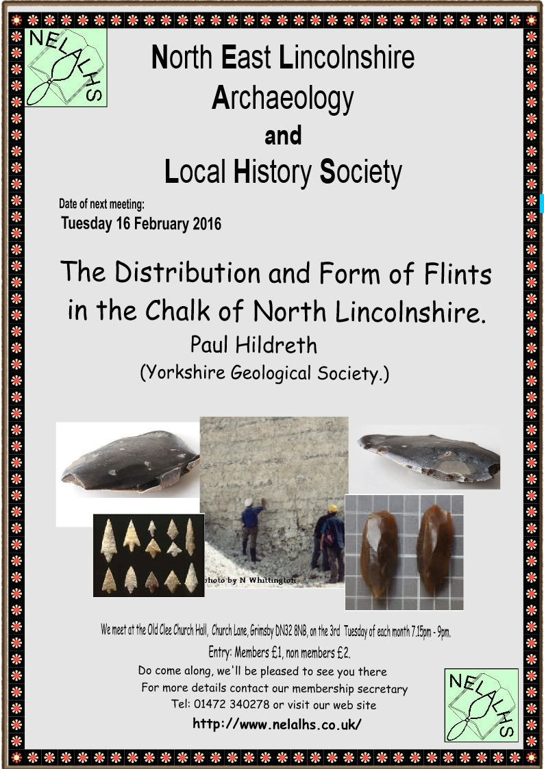 Flints of north Lincolnshire